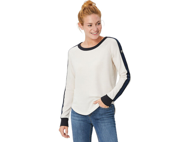 super.natural 3D Ribbed Sweater Damen Bones